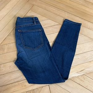 Free People Hi-Rise Skinny Jeans Size 26